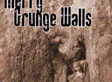 真实岩壁、峭壁、石壁、墙壁纹理Photoshop笔刷