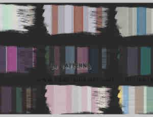 磨砂材质七彩条纹Photoshop填充图案底纹素材 Patterns 下载