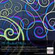 艺术#漩涡线条花纹PS笔刷
