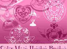 美少女战士装备、魔法盒Photoshop笔刷