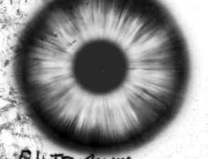 电路板与眼睛瞳孔Photoshop笔刷素材免费下载