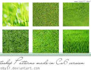 青草、草地Photoshop填充背景素材