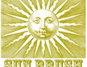 太阳神图案PS笔刷下载