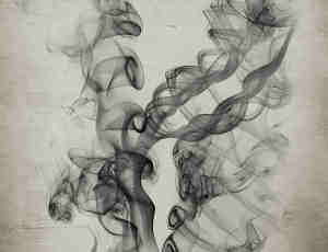 烟尘、烟雾、燃烧火焰PS笔刷下载