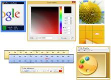 设计辅助的全能王 – PicPick 4.0.8免费下载(截图、取色、放大镜、调色板、量角器、标尺、白板)
