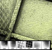 8种汽车上的皮革纹理效果PS笔刷