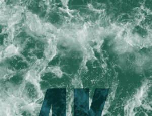 大海水面纹理、湖面波纹、水面波涛效果Photoshop水纹理笔刷