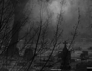 恐怖场景、背景效果气氛PS笔刷素材下载
