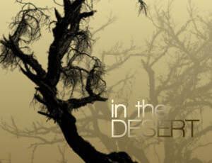 沙漠当中的大树、树木PS笔刷素材下载