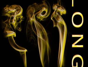 烟雾、吸烟燃烧的烟气Photoshop笔刷素材下载