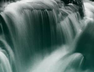 12种高清瀑布效果Photoshop水效果笔刷