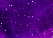 紫色云气笔刷
