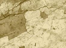 风化的岁月岩石痕迹PS笔刷
