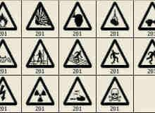 警示标志笔刷2