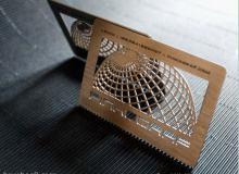 70个国外创意名片设计大展览