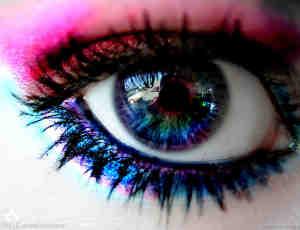 眼睛辨识色彩的原理解析