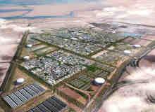 马斯达尔Masdar – 沙漠中的绿色乌托邦