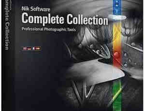 Photoshop后期滤镜插件下载-Nik Software Collection