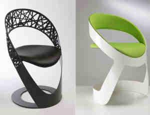 10把造型夸张独特的创意椅子