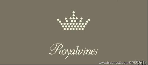 30个皇冠logo标志设计灵感欣赏