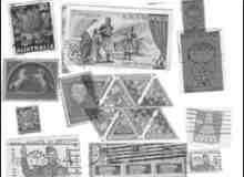 世界各地邮票笔刷