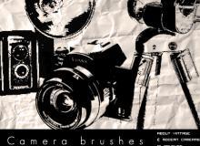 印刷式照相机笔刷