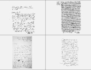 古希腊羊皮纸文章效果笔刷