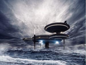 14张国外概念水下旅馆