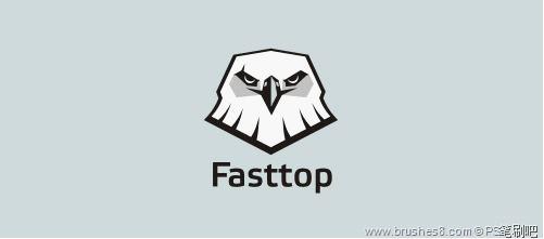 30种老鹰logo标志设计欣赏