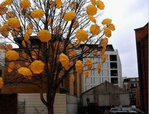 60个你绝对不能错过的国外有趣而疯狂的街头艺术欣赏