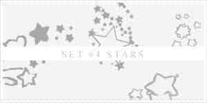 星星样式符号笔刷