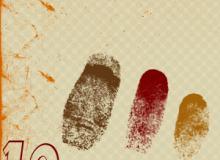 10种指纹笔刷免费下载