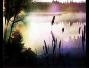 早晨的薄雾笔刷