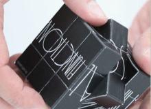 28张出自国外设计大师们之手的创意名片设计欣赏