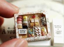 11张精致的指尖上袖珍艺术食物欣赏