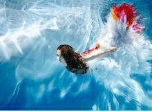 32张美丽梦幻的水下摄影照片欣赏