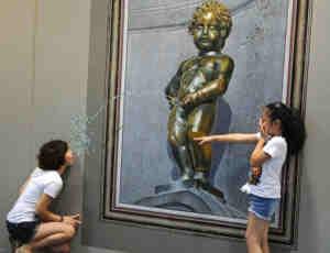 2012杭州魔幻3D艺术展览照片秀第二季