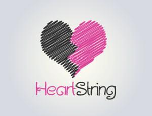 52个爱心风格的Logo标志设计实例参考