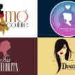 55个创意时尚元素Logo标志设计欣赏