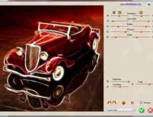 Photoshop的高级艺术图像处理插件 – RedField艺术图像插件-Redfield Fractalius v1.85