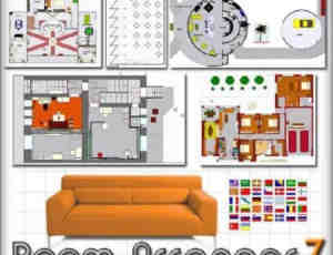 实用的房屋布局设计工具-Room arranger v7.0.3.284特别版下载