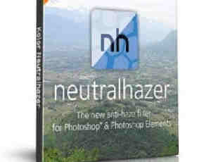 Photoshop风景照片薄雾模糊消除滤镜-Kolor.Neutralhazer.v1.0.2免费下载