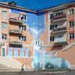 20个街头3D涂鸦艺术秀