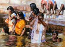 21张色彩艳丽的油画艺术欣赏
