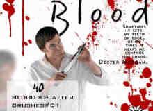血迹效果笔刷