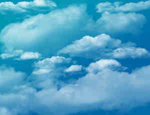 9种Photoshop云朵笔刷