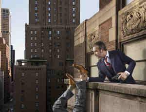 法国演员Jean Dujardin超现实主义摄影作品