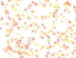 可爱风格的像素小花朵PS笔刷