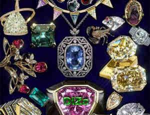 78个不同样式的世界顶级珠宝图片素材-【美图秀秀素材】