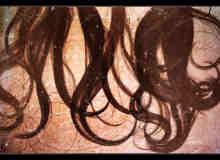 女性的真实长发、卷发photoshop笔刷素材